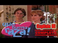Qué Buena Raza Capitulo 51 Completo - YouTube
