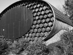 Corrugated House by Kenji Kawai