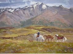 Deer Pass Southern Chilcotins