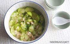 Canh dưa hồng ngon miệng ngày nóng - http://congthucmonngon.com/37082/canh-dua-hong-ngon-mieng-ngay-nong.html