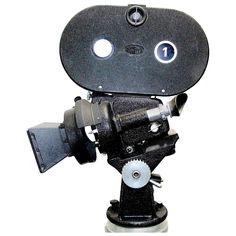 Arriflex 35-2, 35mm Iconic Cinema 'Hollywood' Motion Picture Camera, circa 1940s 1