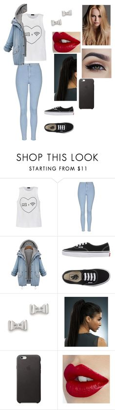"""Untitled #62"" by stylewinner on Polyvore featuring Ally Fashion, Topshop, Vans, Marc by Marc Jacobs, KAROLINA, women's clothing, women, female, woman and misses"