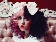 Which Melanie Martinez Hairstyle Are You?  I got this one!!! Yay!!!