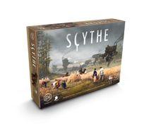 Scythe est un jeu de stratégie et de plateau se déroulant dans une réalité alternative au cours des années 1920.