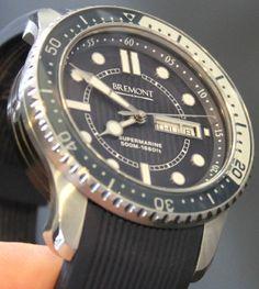 Supermarine 500 Dive Watch Hands-On