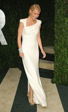 Gwyneth Paltrow in Tom Ford  minus the jacket
