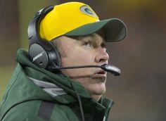 Mike McCarthy Has a Skin Disease -- Green Bay Packers coach Mike McCarthy has a skin disease. What other explanation could there possibly be for this reaction to such a meaningless event.