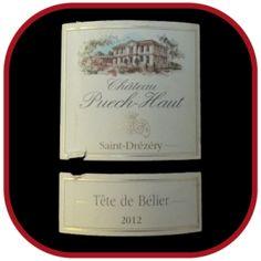 Château Puech-Haut - TETE DE BELIER - 2012 | Blind Taste 34