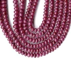 J-beads wholesale supplier of ruby beads, find wide range of quality ruby beads in all kind of size such as smooth, oval, drop, rondelle and faceted ruby beads with unbeatable prices for our customers.