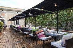 Restaurante Attic   Barcelona