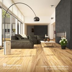 Tu #sala también puede resaltar con pequeños detalles de decoración.