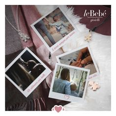 Momenti indimenticabili che raccontano del vostro legame unico e indissolubile... perché se è leBebé è amore. :) #fieradiesseremamma #lebebé #gioielli #instantmoments