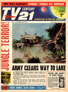TV Century 21 issue number 9