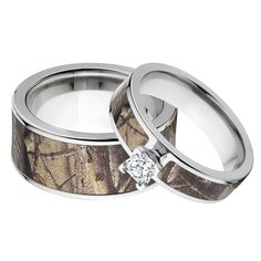 What expresses your love for each other and the outdoors more than a matching ring set?  Visit us and use promo code: LOVE to get 15% off any purchase $75+ But be sure to purchase today!  PROMO CODES ENDING SOON! BE SURE TO ORDER TODAY!  http://www.thejewelrysource.net/ring-sets/outdoor-ring-sets.html  #Camo #CamoRing #Engagement #EngagementRing #Wedding #WeddingRing #WeddingPlanning #Outdoors #OutdoorLover #Diamond #CubicZirconia #Hunting #Fishing 