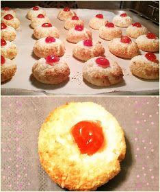 ΜΑΓΕΙΡΙΚΗ ΚΑΙ ΣΥΝΤΑΓΕΣ 2: Ινδοκάρυδα !!! Cookbook Recipes, Cooking Recipes, Cheesecake, Muffin, Cookies, Breakfast, Desserts, Food, Crack Crackers