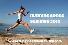 Running Songs 2012