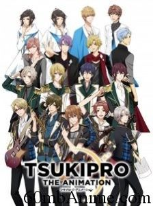 Info: Japanese: TSUKIPRO THE ANIMATION Type: TV Episodes: 13 Status: Currently Airing Aired: Oct 4, 2017 to ? Premiered: Fall 2017 Broadcast: Wednesdays at 22:30 (JST) Producers: Movic, AZ Creative Licensors: None found, add some Studios: PRA Source: Music Genres: Music Duration: 23 min. per...