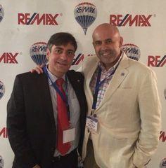 Con Toni Ortiz coordinador de RE/MAX España