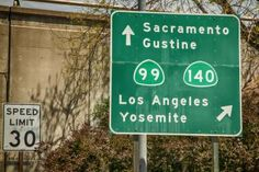 How to Get to Yosemite - What You Need to Know (and GPS Won't Tell You): This Way to Yosemite