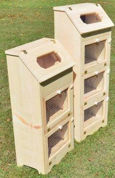 Custom Handmade Potato Bin Bread Box Wood Projects