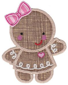 Bunnycup Embroidery | Free Machine Embroidery Designs | Sweet Ginger Applique