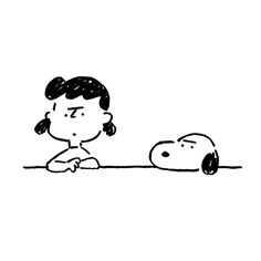 Photo by Yu Nagaba 𗁥𗁭🐾🐾🐾𗁩𗁥 Snoopy Wallpaper, Cartoon Wallpaper, Lucy Van Pelt, Black And White Painting, Charlie Brown And Snoopy, Snoopy And Woodstock, Peanuts Snoopy, Cute Drawings, Illustrations Posters