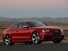 Audi RS5: One of the most exciting high-performance models