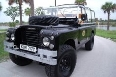 Land Rover Series III 109""