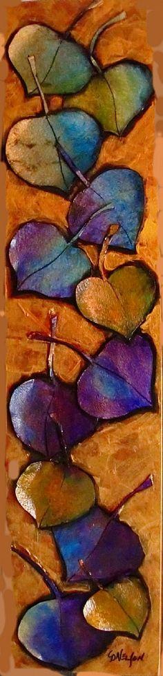 Aspen Leaf Series 8, 10140 | Mobile Artwork Viewer