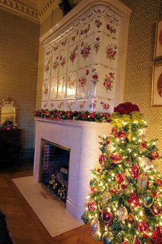 Christmas Biltmore House