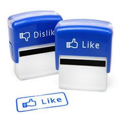 Like / Dislike Stamp Set. Each Like/Dislike Stamp Set comes with two, self-inking stamps (that's why we call it a set). Use the Like stamp for things you like and the Dislike stamps for things you don't like. Vip News, Office Stamps, Grading Papers, Little Presents, Web Design, Graphic Design, Work Gifts, Office Gifts, Product Design
