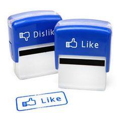 Like + Dislike Stamps