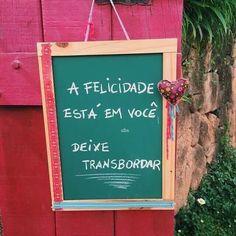 """19 curtidas, 2 comentários - Raiza Silva (@instarayza) no Instagram: """"~ A Felicidade Está Em Você  Deixe Transbordar ❤ Bom dia  #Amor #Felicidade #Transborde #Voce…"""""""