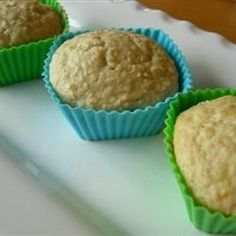 Easy Oatmeal Muffins Allrecipes.com- Haven't tried these yet. Would probably make with white whole wheat.