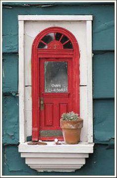 Another Fairy door in Ann Arbor!