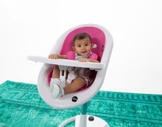 Unboxing for Moms: Mima Moon High Chair