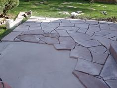 How To Build A Stone Patio Flagstone