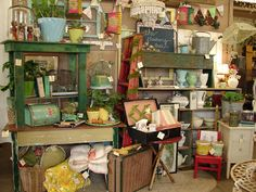Monticello Antique Marketplace: 7 Days and Counting...