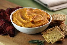 Sweet Potato and Toasted Sage Dip