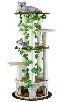 Go Pet Club Cat Tree Furniture, >>> You can find more details by visiting the image link. (This is an affiliate link and I receive a commission for the sales) Cat Tree Condo, Cat Condo, Cool Cat Trees, Cool Cats, Cat Tree Plans, Cat Activity, Tree Furniture, Cat Shelves, Sisal Rope
