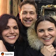 "- Once Upon A Time (@onceabcofficial) on Instagram: ""Nice to see these familiar faces again! (: Lyndsey Parrilla) #OnceUponATime"""