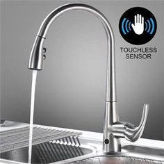 faucet +touchless - Google Search