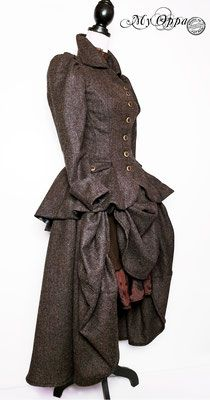 Site officiel My Oppa - site My Oppa Steampunk, Creations, Victorian, Dresses, Fashion, Outfit, Gowns, Moda, Fashion Styles