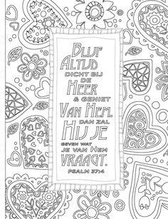 bol.com | Bijbels kleurboek | 9789043526630 | Boeken