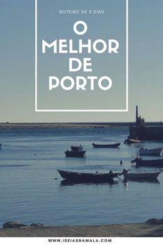 Nossa leitora Silvana fez uma viagem incrível de três dias em Porto, Portugal. Nesse post ela divide conosco seu roteiro de 3 dias (com direito a mapa, dicas de vinícola para degustar vinho do Porto e restaurantes). Vamos nessa?
