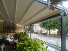 Gibus Group, leader in the production of awnings and pergolas for sun protection and energy saving Orice, Save Energy, Romania, Restaurant, Windows, Country, Rural Area, Diner Restaurant, Country Music