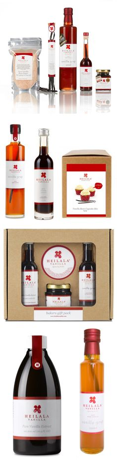 Heilala Vanilla beans, pastes, extracts, syrups and more.