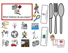 Lunchtime Chatter Mats - Widget