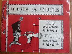 Barbara Jones illustration for BBC Schools leaflet Bbc Schools, Bbc Broadcast, English Artists, Popular Art, Super Happy, Illustrations Posters, Growing Up, Illustrators, Coloring Books