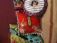Boho cushions #ukulele #coussin